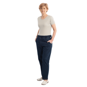 Suprima 4510 - Care Active Overall Jeans jeansblau S-XL