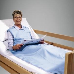 Suprima 4693 - Schlafsack Baumwolle/Polyester, für Damen und Herren bleu