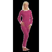 Suprima 4701 - Pflegeoverall Baumwolle/Polyester, lang, Rücken-RV, Bein-RV