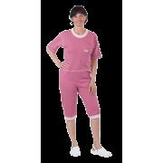 Suprima 4710 - Pflegeoverall BW/Polyester, kurz, Rücken-RV S-L